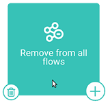 Remove from all flows